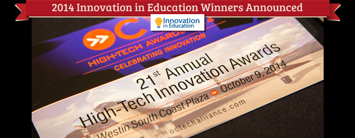 Innovation in Education Awards